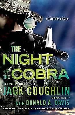 1 of 1 - Night of the Cobra: A Sniper Novel by Sgt Jack Coughlin (Hardback, 2015)