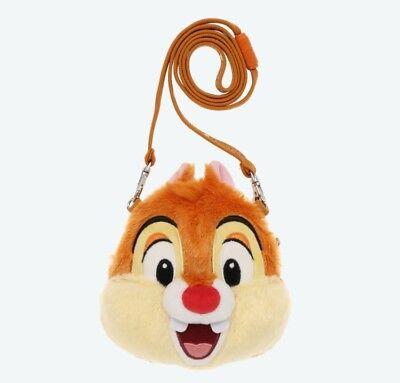 Tokyo Disney Resort Plush Pass Holder Dale Chip /& Dale