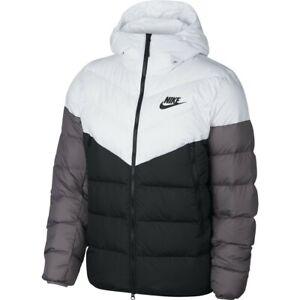 NWT Nike Sportswear Windrunner Down Fill Hooded Puffer ...