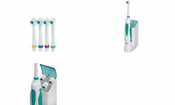 AEG Ersatzzahnbbürste für Akku Zahnbürste EZ 5623 | eBay