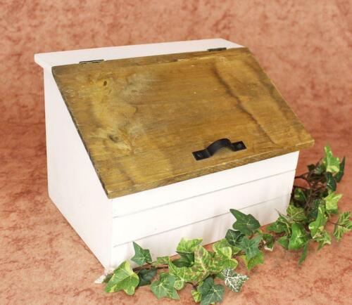 Minikommode Truhe 12025 Küchenschrank Kasten 28 cm Shabby Küchenregal Kästchen