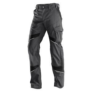 Hochwertige Bundhose/Arbeitshose ACTIVIQ Marke Kübler Gr: 25-118 Anthr./Schwarz