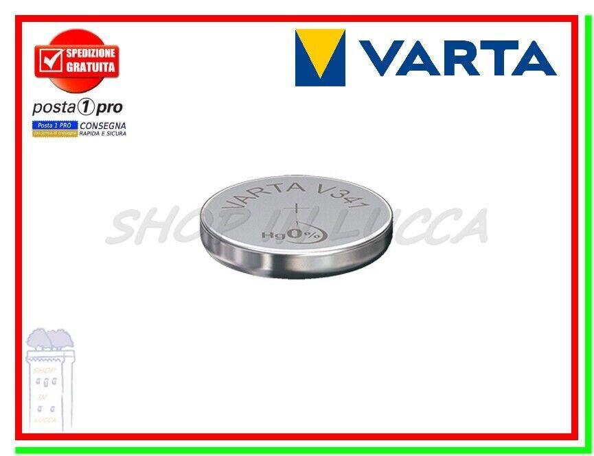 Battery varta battery v341 sr714sw 341 627 9943
