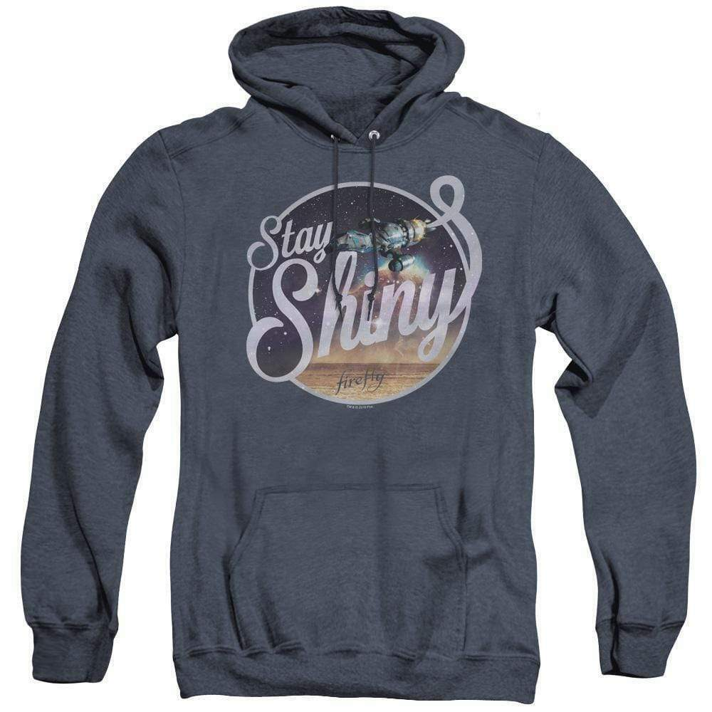 Firefly Stay Shiny - Heather Pullover Hoodie