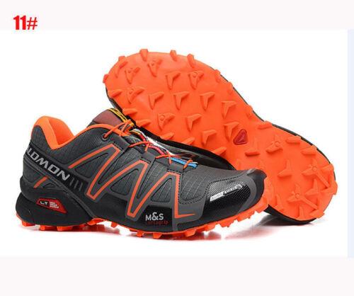 Outdoor Men/'s Salomon Speedcross 3 Athletic Running Hiking Sneakers Shoes