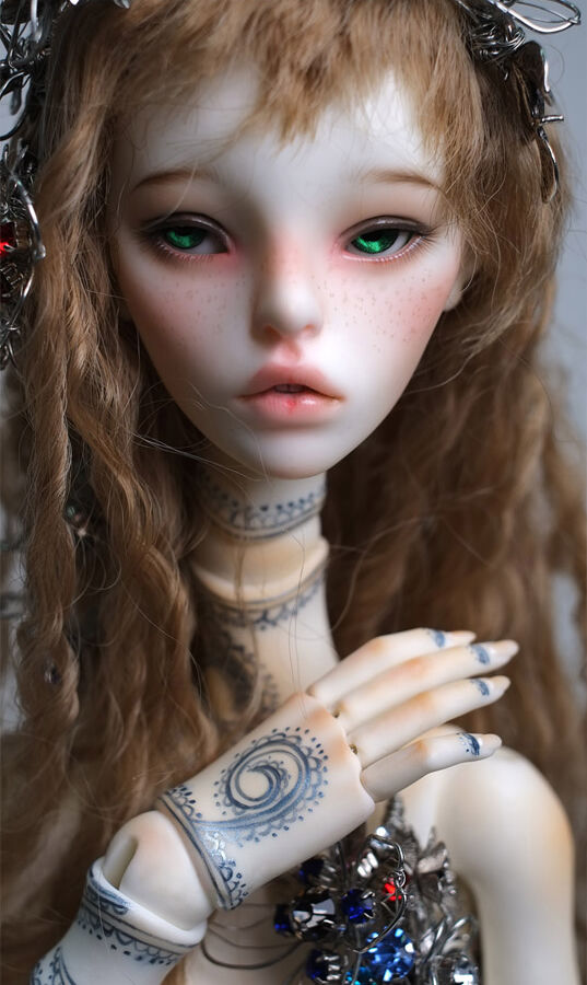 1 3 BJD doll Girl Doll Chateau Stacy dcFREE FACE MAKE UP+FREE EYES