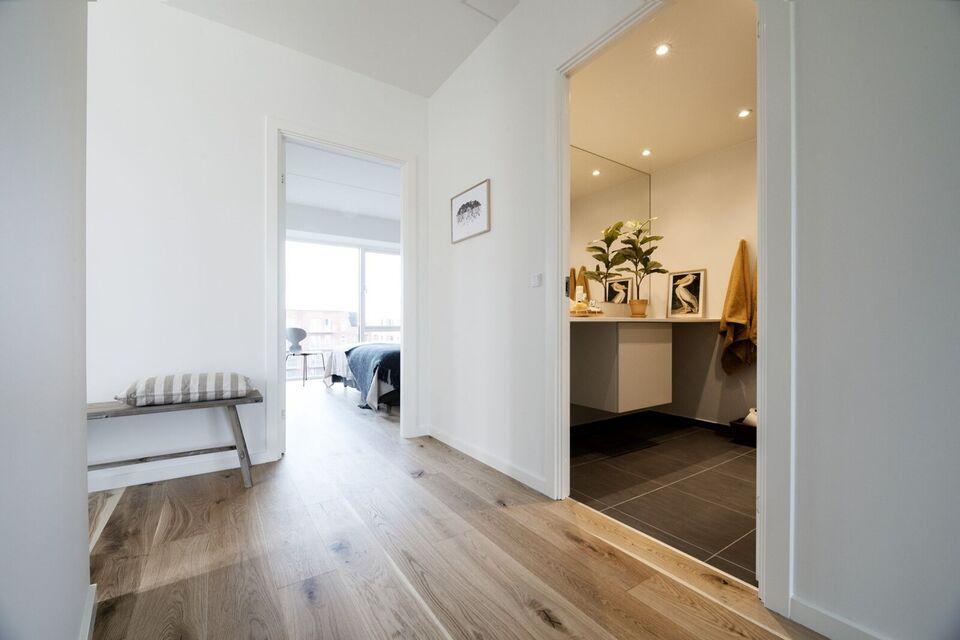 2300 vær. 3 lejlighed, m2 95, Lindgreens Allé