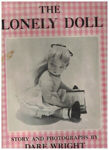 The-Lonely-Doll-HC-DJ-Dare-Wright-Photographs-1957-Doubleday-amp-Co