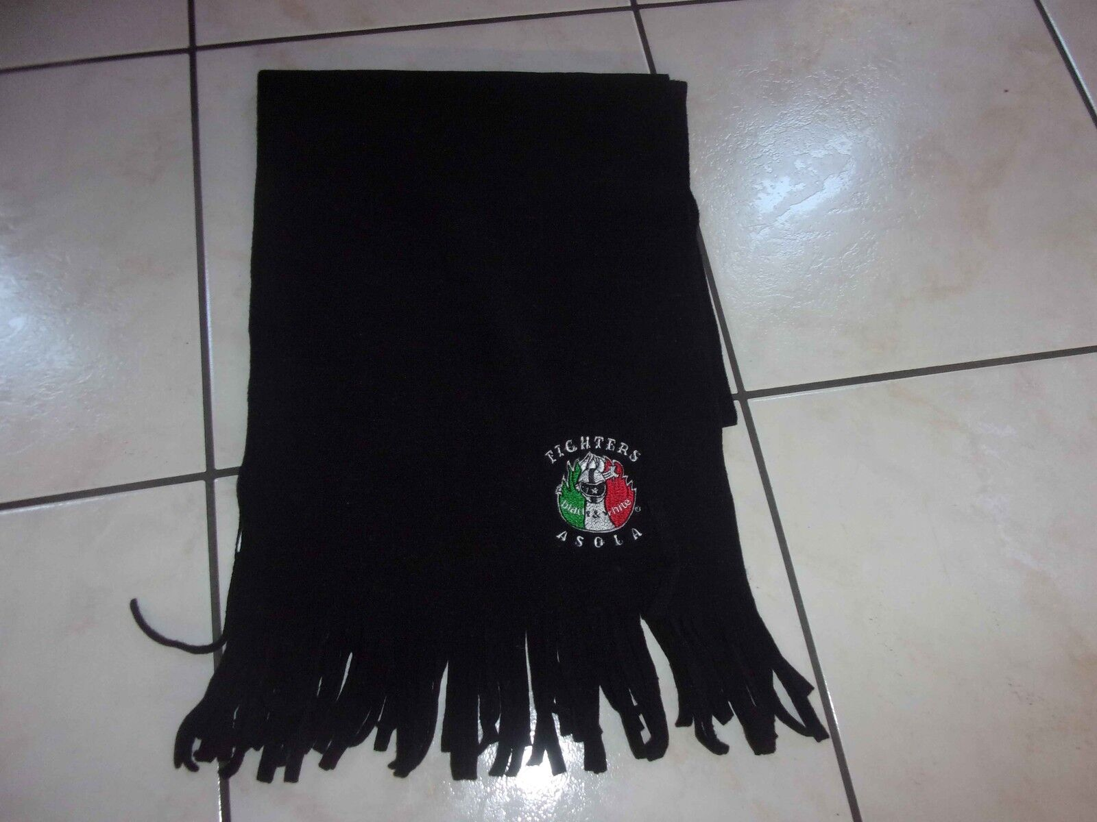 SCIARPE SCARF ULTRAS JUVENTUS FIGHTERS JUVENTUS ASOLA