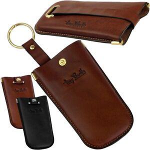 TONY PEROTTI Schlüssel Glocke Leder Schlüsseletui Schlüsseltasche Schlüsselmappe