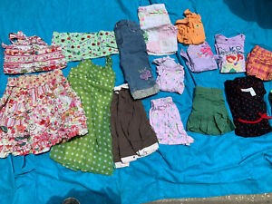 girls-clothing-lot-size-6-Varieties-Jeans-And-Dresses