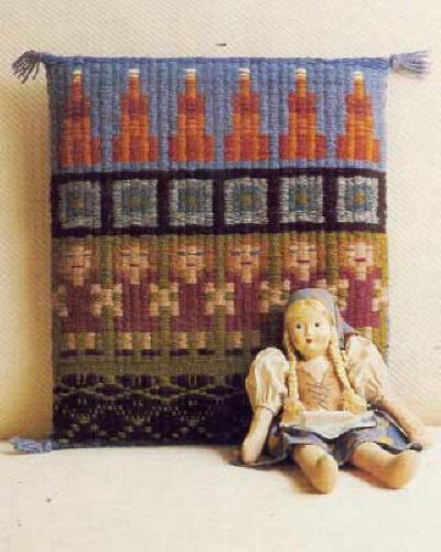 Weaver/'s Journal 38 churro; dyeing silk; dye garden