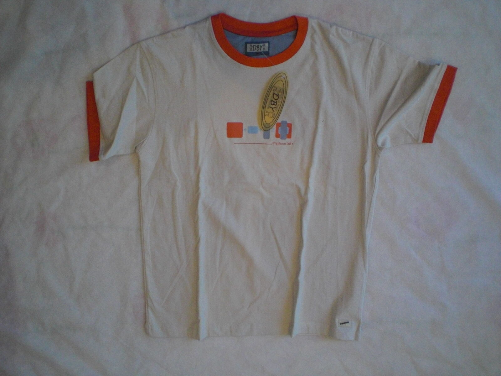 T-shirt man SIZE MEDIUM NEW man t- shirt confecciones caymaris REF. 1-2