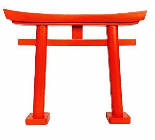 Shinto Shrine Kamidana Small Red Torii Gate  From japan