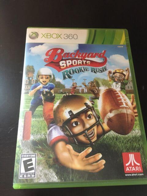Backyard Sports: Rookie Rush (Microsoft Xbox 360, 2010) | eBay
