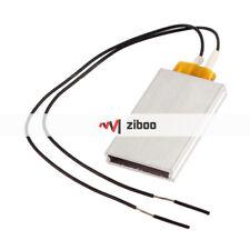 AC 220V 200W Aluminum PTC Heater Thermostat Heating Plate constant temperatYRSN