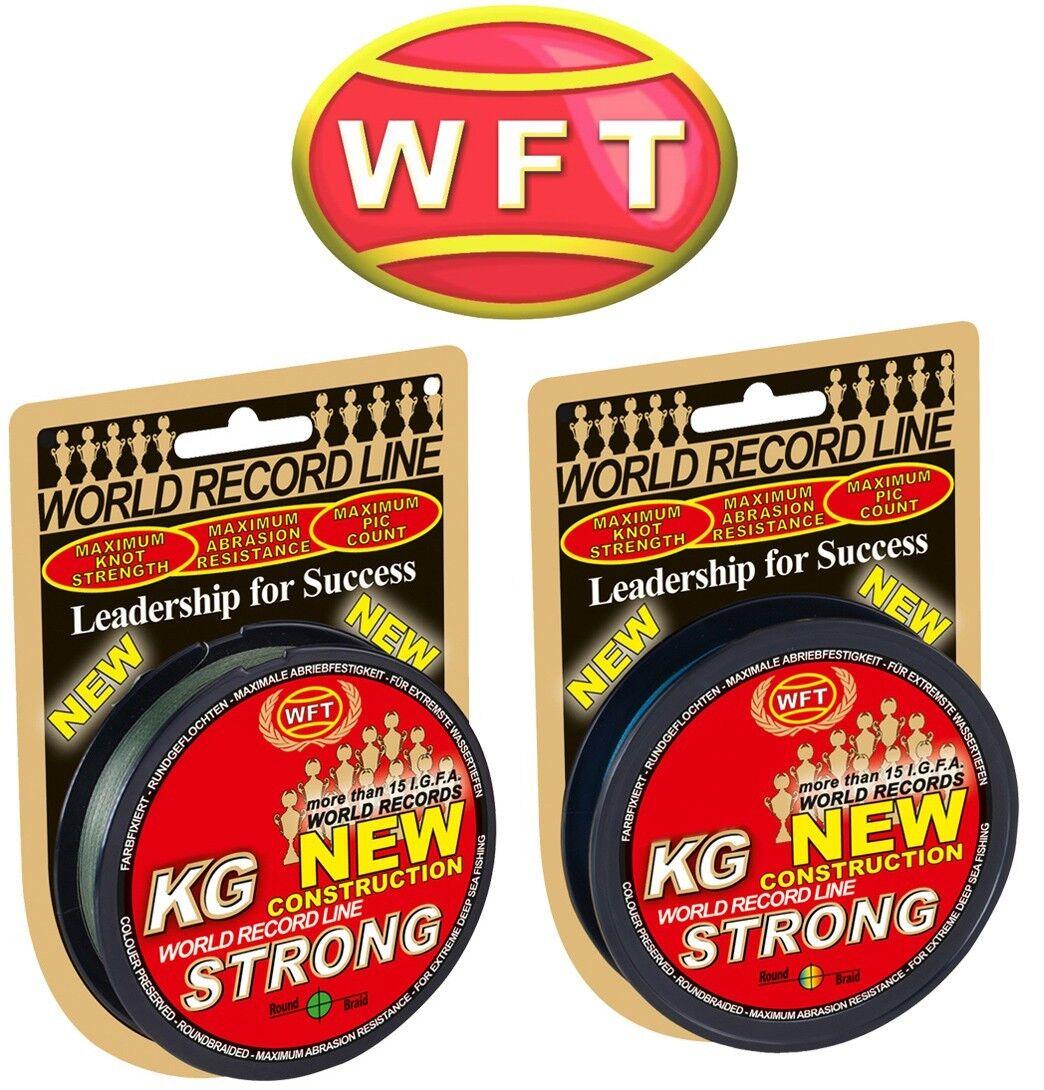 (  1m) WFT KG STRONG Schnur 250m 0,39mm 0,39mm 0,39mm 67kg, geflochtene Schnur fürs Meer  | Hochwertig  41e55b