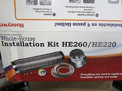 Free Ship, Honeywell Whole House Installation Kit for HE260HE220 Humidifiers | eBay