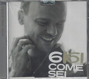 CD-Compact-disc-GIGI-D-039-ALESSIO-6-COME-SEI-6-COME-6-nuovo-sigillato