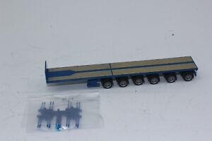 Herpa-076715-NOOTEBOOM-Ballast-Caravane-6-AXE-1-87-h0-NEUF-dans-neuf-dans-sa-boite