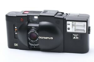 034-EXC-5-Olympus-XA3-Point-amp-Shoot-Remplace-Etancheite-avec-A11-Flash-Japon