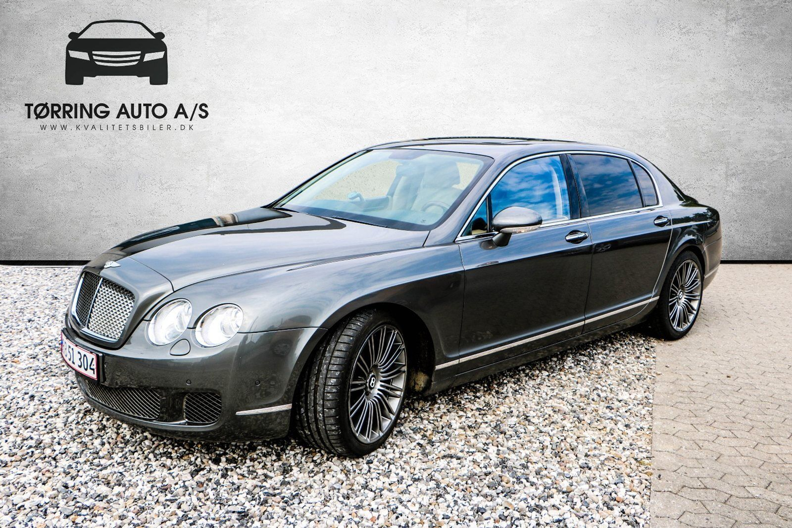 Bentley Continental Flying Spur 6,0 Speed aut. 4d - 260.000 kr.