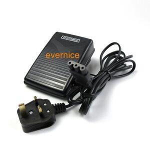 220V-Foot-Control-Pedal-amp-Lead-E-Type-For-Janome-Dmx200-Costco-Elna-Sewfun-2004