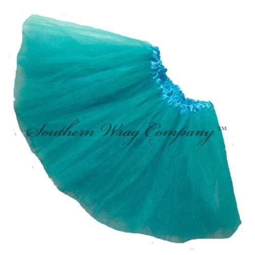 GIRLS RAINBOW TUTU 3 SIZES Girls Juniors Adults LENGTH 11in Southern Wrag Co™