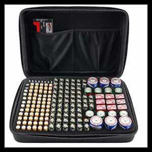 188-Batteries-Organizer-Storage-Case-Box-Holder-W-Tester-BT-168-Battery-Carryin