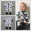 Newborn-Boy-Mickey-Mouse-Jumpsuit-Long-Sleeve-Baby-Romper-Cotton-Cartoon-Clothes thumbnail 1