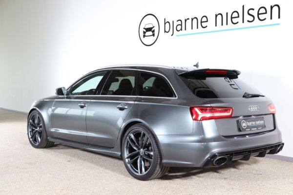 Audi RS6 4,0 TFSi Avant quattro Tiptr. - billede 2