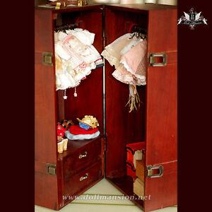 BJD wardrobe For 399/39 399/39 399/39 BJD Furniture DOD Dollfie EID Dream ...   eid furniture