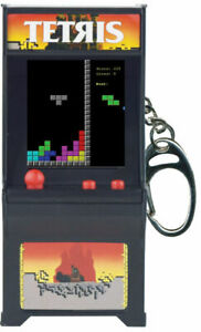 Tiny Arcade Tetris Miniature Arcade Game