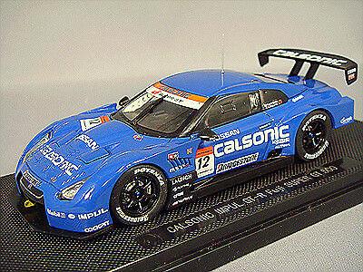 Ebbro 1 43 Calsonic Impul Impul Impul GT-R Fuji 300km Winner Super GT500 2008 from Japan 1f680d