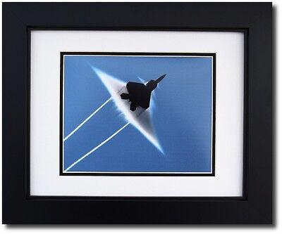 "F-22 Raptor 8/"" x 10/"" Unframed Aviation Art Photos Supersonic Halo"