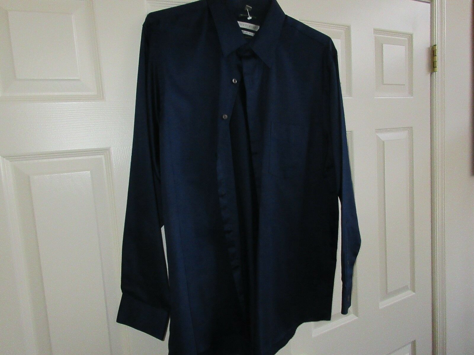 Geoffrey Beene , Size 17 , 34/35 , Men's Long Sleeve Sh