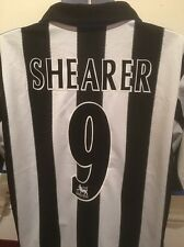 newcastle united shirt-9 Shearer Size L