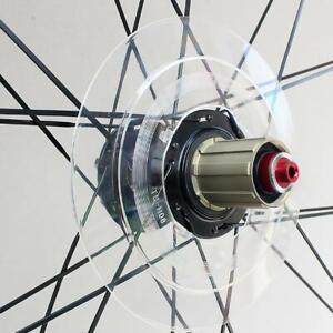 Plastic Bike Freewheel Protect Cover Flywheel Wheel Spoke Guards