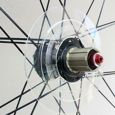 Bike Wheel Spoke Protector Guard Bicycle Cassette Freewheel Protection Cover FN