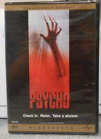 Psycho (dvd, 1999) Rare Horror Anne Heche Vince Vaughn Version Brand