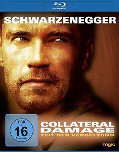 Collateral Damage [Blu-Ray/Nuovo/Scatola Originale] terrorismo Carlsen con Arnold NERA FRANGI zolle