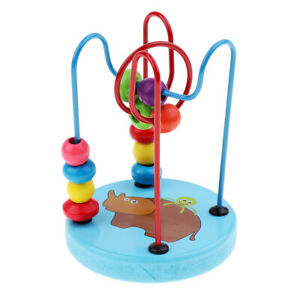 Puzzle-Toy-Wooden-Learning-Bead-Maze-Cube-Activity-Center-for-Children-Gift