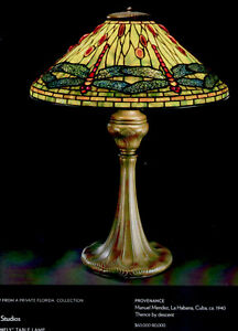 Tiffany-glass-lamps-Lampen-Glas-catalogue-Sotheby-039-s-2008-New-York