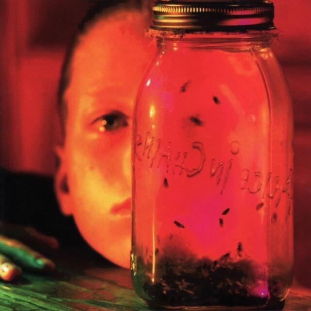 Alice In Chains JAR OF FLIES/SAP 180g NEW SEALED Music On Vinyl 2 LP
