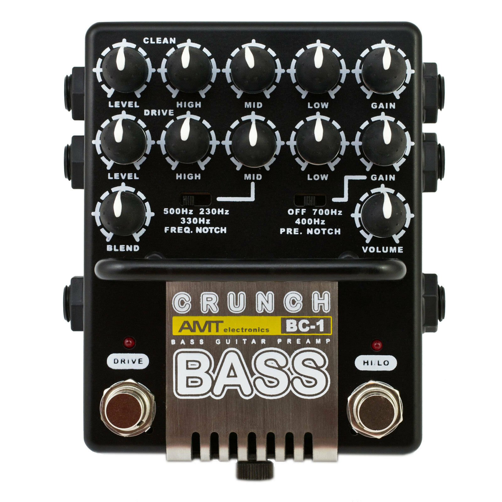 AMT Electronics BC-1 2-Channel  Bass Guitar Preamp