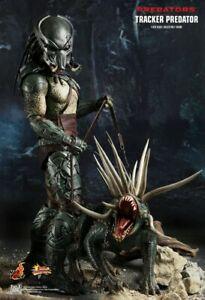 Hot-Toys-MMS-147-Predators-1-6th-scale-Tracker-Predator-with-Hound-New