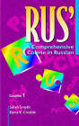 RUs': A Comprehensive Course in Russian Set of 4 Audio Cassettes by Sarah Smyth, Elena V. Crosbie (Audio cassette, 2002)