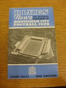 25-02-1961-Birmingham-City-v-West-Ham-United-folded-rusty-staple-number-on-f