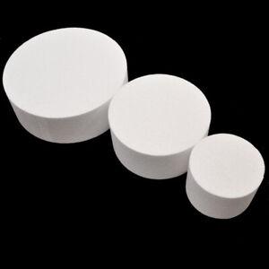 sugarcraft-round-modele-de-pratique-la-gateau-mousse-polystyrene-le-polystyrene