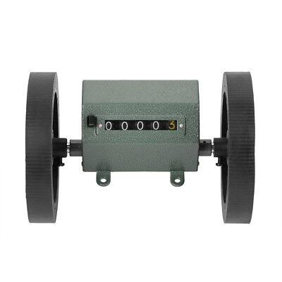 5-stellig Längenmessgerät Längenzähler Längen Messgerät Meter Zähler 0-9999.9 jj